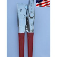 upvoted.top:Made in USA RED Can Opener By John J Stueby