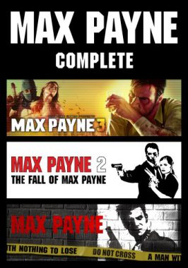 upvoted.top:Max Payne Complete Pack [Online Game Code]