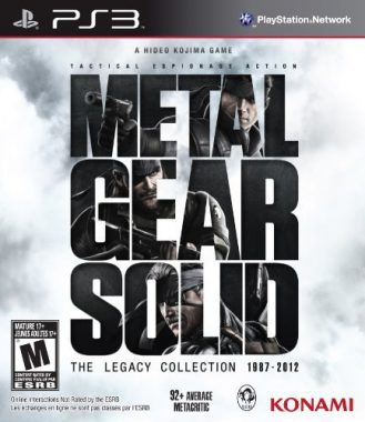 upvoted.top:Metal Gear Solid: The Legacy Collection