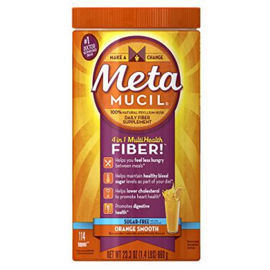 upvoted.top:Metamucil Daily Fiber Supplement