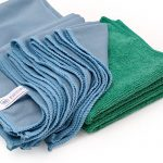 Microfiber Glass Cleaning Cloths – 8 Pack | Lint Free – Streak Free | Quickly and Easily Clean Wi…