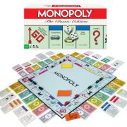 upvoted.top:Monopoly Board Game The Classic Edition