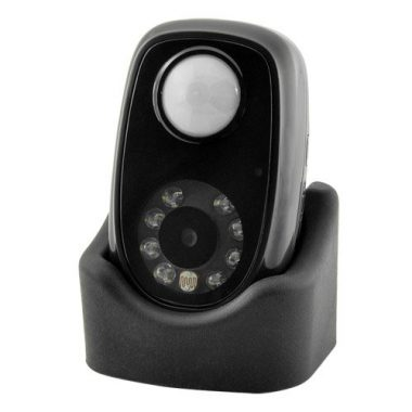 upvoted.top:Motion-Activated Mini Spy Camera with Night Vision and 10-Day Battery Life and 1-Year Warranty by...
