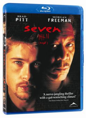 upvoted.top:NEW Seven - Seven (1995) (blu-ray) (Blu-ray)