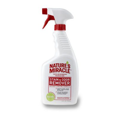 upvoted.top:Nature's Miracle Stain & Odor Remover