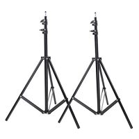 upvoted.top:Neewer Set of Two 9 feet/260 centimeters Photo Studio Light Stands for HTC Vive VR