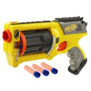 upvoted.top:Nerf N-Strike Maverick - Colors May Vary(Discontinued by manufacturer)