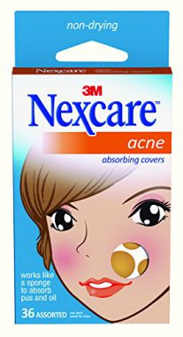 upvoted.top:Nexcare Acne Absorbing Cover