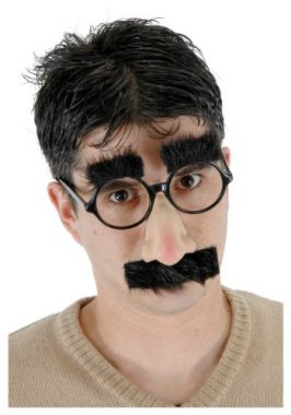 upvoted.top:Officially Licensed Groucho Marx Glasses