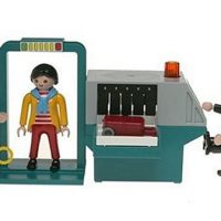 upvoted.top:Playmobil Security Check Point (Discontinued by manufacturer)