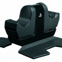 upvoted.top:PowerA DualShock 4 Controller Charging Station for PlayStation 4