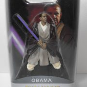 "upvoted.top:President Barack Obama Exclusive 7"" Action Figure ""Purple Lightsaber"""