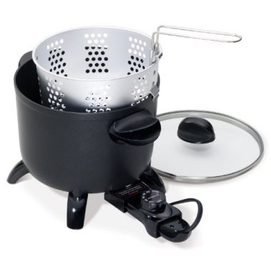 upvoted.top:Presto 06006 Kitchen Kettle Multi-Cooker/Steamer