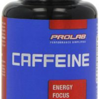 upvoted.top:ProLab Caffeine Maximum Potency 200mg Tablets