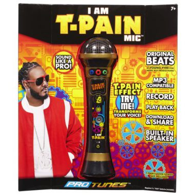 upvoted.top:ProTunes I Am T-Pain Mic - Gold