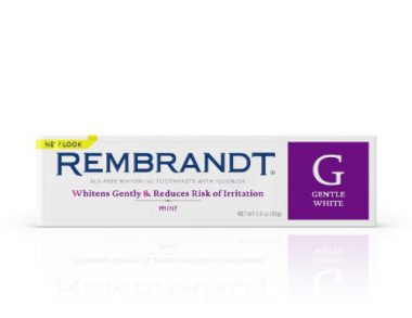 upvoted.top:Rembrandt Whitening Canker Sore Toothpaste with Fluoride