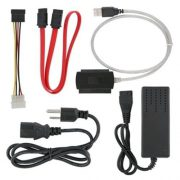 upvoted.top:SANOXY A12940 SATA/PATA/IDE Drive to USB 2.0 Adapter Converter Cable