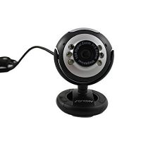 upvoted.top:SANOXY USB 6 LED PC Webcam Camera plus + Night Vision MSN