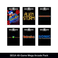 upvoted.top:SEGA 48-Game Mega Arcade Pack [Online Game Code]