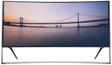 upvoted.top:Samsung UN105S9 Curved 105-Inch 4K Ultra HD 120Hz 3D Smart LED TV