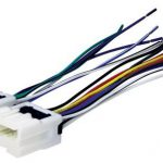 Scosche NN03B Radio Wiring Harness For 1995-07 Nissan (Standard color)