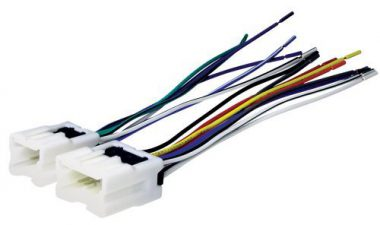 upvoted.top:Scosche NN03B Radio Wiring Harness For 1995-07 Nissan (Standard color)