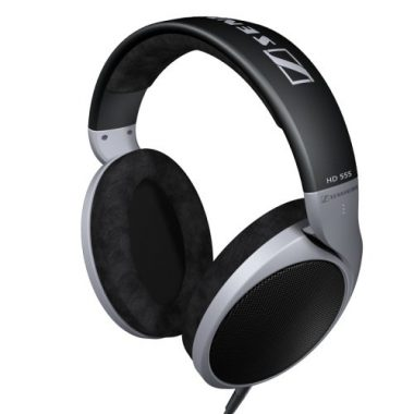 upvoted.top:Sennheiser HD555 Professional Headphones with Sound Channeling (Old Model)