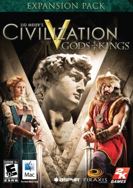upvoted.top:Sid Meier's Civilization V: Gods and Kings [Online Game Code]