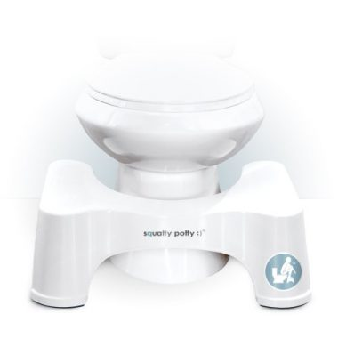 upvoted.top:Squatty Potty The Original Bathroom Toilet Stool