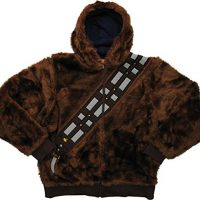 upvoted.top:Star Wars Chewbacca Han Solo Reversible Hoodie