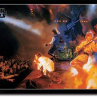 upvoted.top:Star Wars Rock Band Concert Movie Poster Print - 22x34 Poster Print