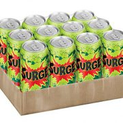 upvoted.top:Surge Citrus Flavored Soda 16fl oz. 12 cans