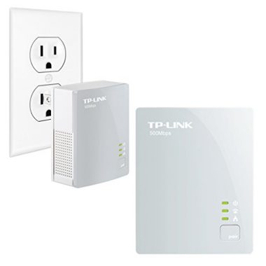upvoted.top:TP-Link AV500 Nano Powerline Adapter Starter Kit