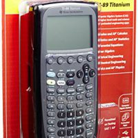 upvoted.top:Texas Instruments TI-89 Titanium Graphing Calculator