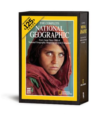 upvoted.top:The Complete National Geographic - 125 Years (1888 - 2012)