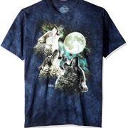 upvoted.top:The Mountain Three Wolf Moon Short Sleeve T-Shirt