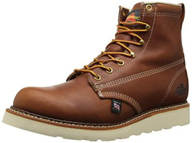 upvoted.top:Thorogood Men's American Heritage Six-Inch Plain-Toe Boot
