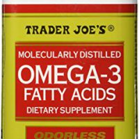 upvoted.top:Trader Joe's Omega-3 Fatty Acids 1200mg Fish Oil