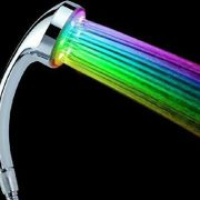 upvoted.top:[Unbranded products: gentle to the skin activated carbon with LED shower head (rainbow color type)