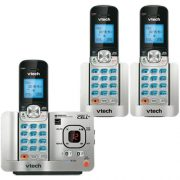 upvoted.top:VTech DS6521-3 DECT 6.0 Cordless Phone