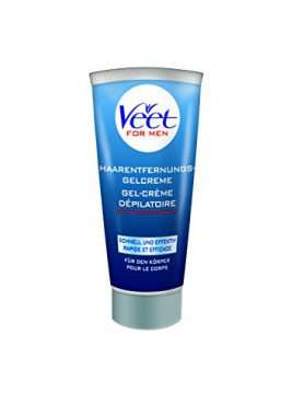 upvoted.top:Veet for Men Hair Removal Gel Creme 200ml (1)