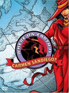 upvoted.top:Where On Earth is Carmen Sandiego?