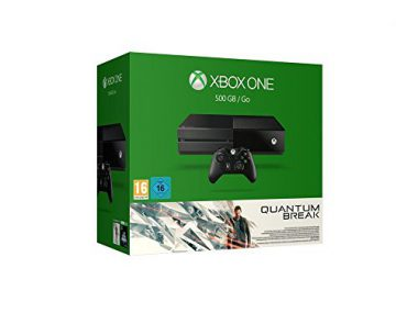 upvoted.top:XB-One 500GB + Quantum Break Konsole OHNE Kinect