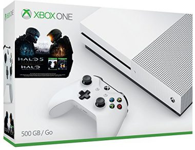 upvoted.top:Xbox One S 500GB Console - Halo Collection Bundle