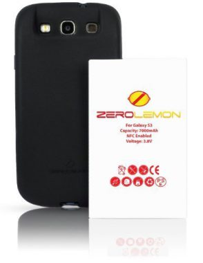 upvoted.top:ZeroLemon 7000mAh  Extended Battery with TPU Full Edge Protection Case for Samsung Galaxy S3 (GT-...