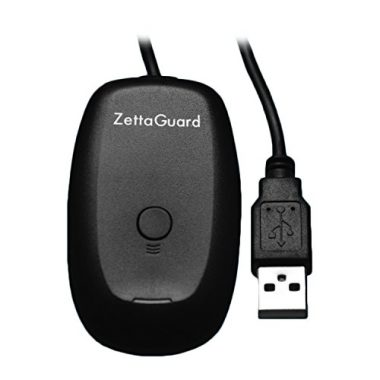 upvoted.top:Zettaguard Wireless PC USB Gaming Receiver for Xbox 360 Compact Disc