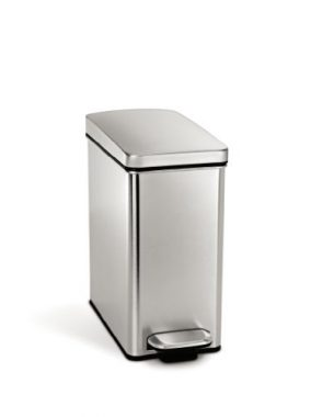 upvoted.top:simplehuman Profile Step Trash Can